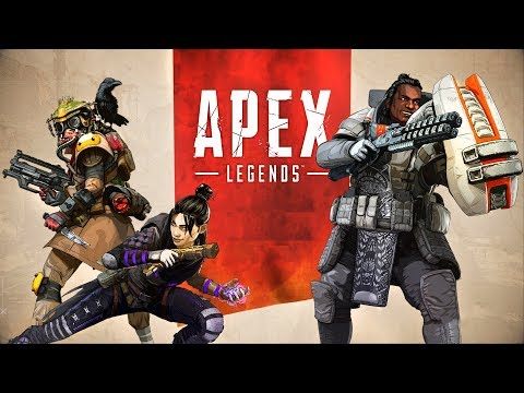 Winning Games  & Opening Apex Packs!!(Apex Legends)