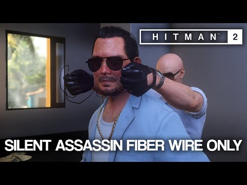 HITMAN™ 2 Master Difficulty - Colombia (Silent Assassin Suit Only, Fiberwire Only, Default Loadout)