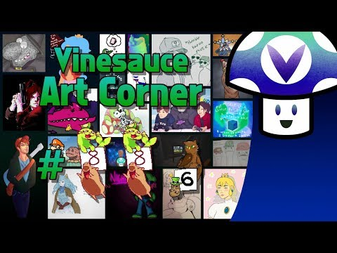 [Vinebooru] Vinny - Vinesauce Art Corner (part 886)