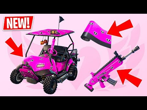 Fortnite *NEW* Free Cuddle Hearts Wrap! *Pro Fortnite Player* // 1900 Wins // Fortnite Live Gameplay