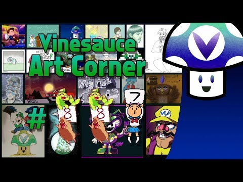 [Vinebooru] Vinny - Vinesauce Art Corner (part 887)