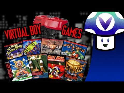 [Vinesauce] Vinny - Virtual Boy Games