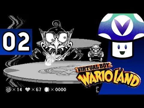 [Vinesauce] Vinny - Virtual Boy Wario Land (part 2)