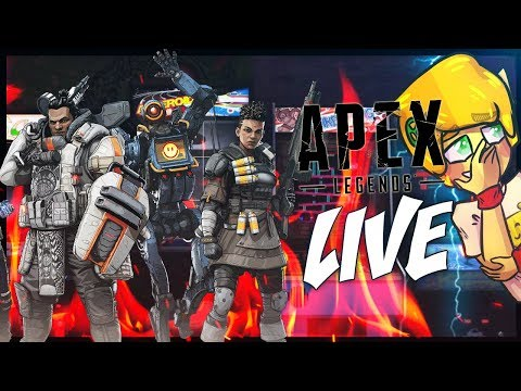 APEX LEGENDS GRIND  - Weekly Live Stream PS4 Gameplay