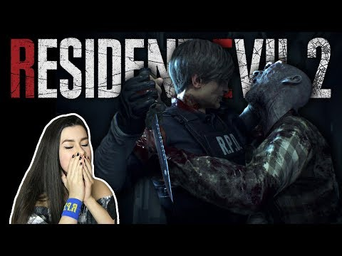 MR. X, ZOMBIES & LICKERS SANDWICH | Resident Evil 2 Remake Gameplay | Leon | Part 6