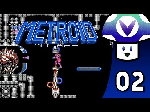 [Vinesauce] Vinny - Metroid mOTHER (part 2)