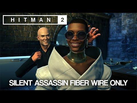 HITMAN™ 2 Master Difficulty - Isle of Sgail (Silent Assassin Suit Only, Fiberwire Only)