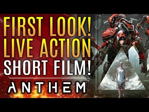 Anthem - FIRST LOOK! Live Action Short Film by Neill Bloomkamp! Teaser Trailer!
