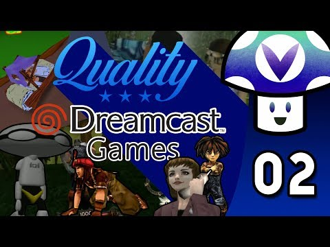 [Vinesauce] Vinny - Quality Dreamcast Games (part 2)
