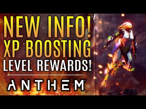 Anthem - Brand New Update: XP Boosting! New Progression Info! A Look at the Latest Build!