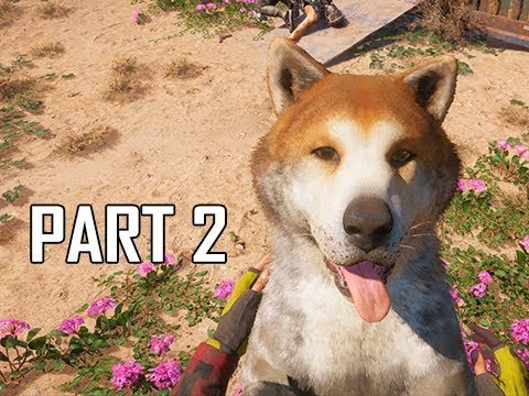 FAR CRY NEW DAWN Walkthrough Part 2 - TIMBER THE DOGE (Let's Play Gameplay Commentary)
