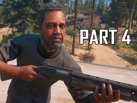 FAR CRY NEW DAWN Walkthrough Part 4 - Jerome the Pastor (Let's Play Gameplay Commentary)