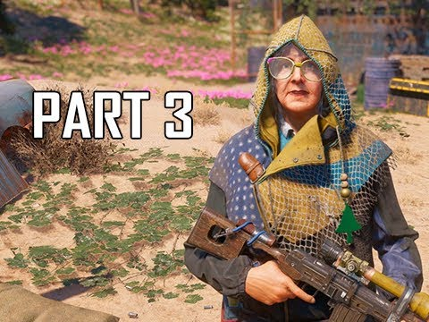FAR CRY NEW DAWN Walkthrough Part 3 - NANA the Sniper (Let's Play Gameplay Commentary)