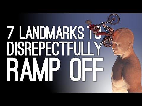 Trials Rising: 7 Iconic Landmarks You Can Disrespectfully Ramp Off
