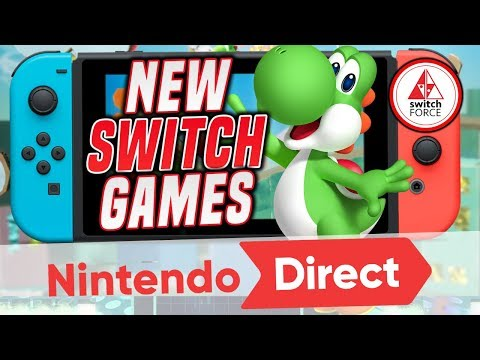 EVERY New Switch Game AND Demo Available NOW ft. Tetris 99!  (Nintendo Direct Highlights)