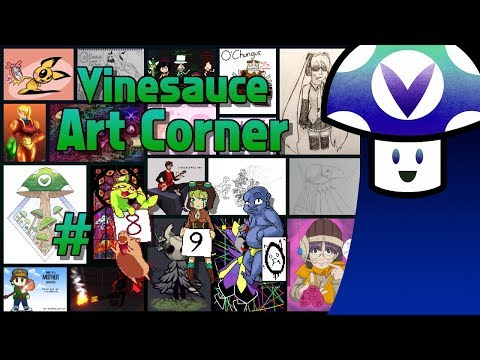 [Vinebooru] Vinny - Vinesauce Art Corner (part 890)