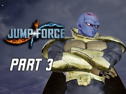 JUMP FORCE Gameplay Walkthrough Part 3 - The Book (Let's Play)