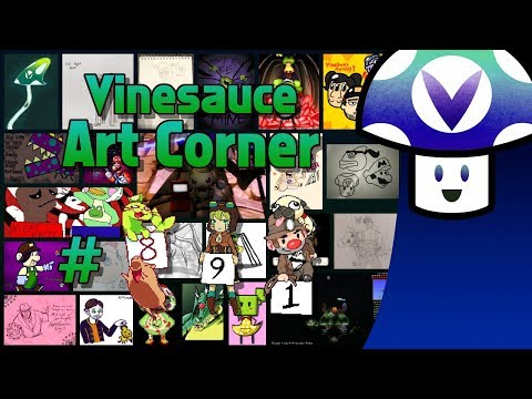 [Vinebooru] Vinny - Vinesauce Art Corner (part 891)