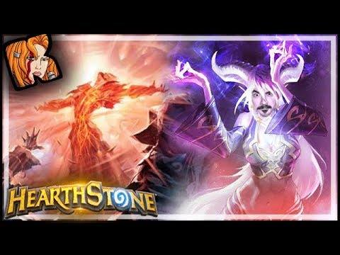 Psychic Scream IS A TRAP! - Rastakhan's Rumble Hearthstone