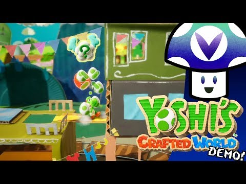 [Vinesauce] Vinny - Yoshi's Crafted World (Demo)