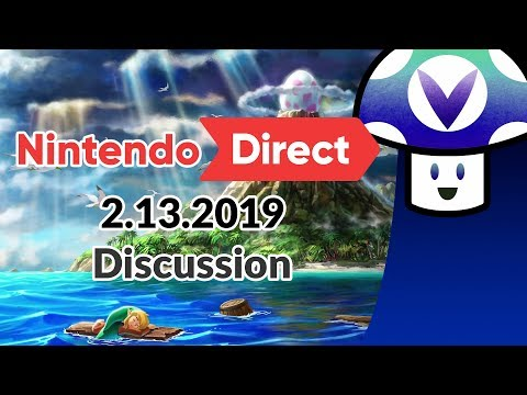 [Vinesauce] Vinny - Nintendo Direct 2.13.2019: Discussion