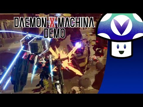 [Vinesauce] Vinny - Daemon X Machina (Demo)