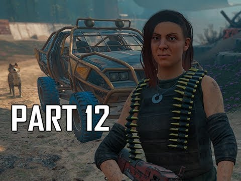 FAR CRY NEW DAWN Walkthrough Part 12 - Hurk's Wife (Let's Play Gameplay Commentary)