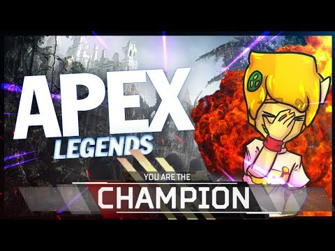The MYTH The LEGEND!!! Apex Legends Gameplay PS4