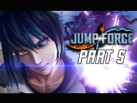 JUMP FORCE Gameplay Walkthrough Part 5 - Frieza (Let's Play)