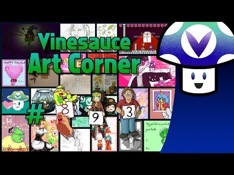 [Vinebooru] Vinny - Vinesauce Art Corner (part 893)