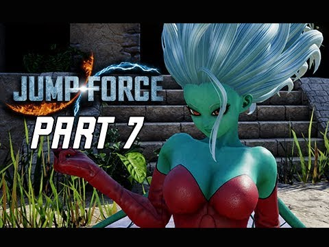 JUMP FORCE Gameplay Walkthrough Part 7 (Let's Play)