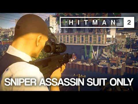 HITMAN™ 2 Master Difficulty - Sniper Assassin, Mumbai (Silent Assassin Suit Only)