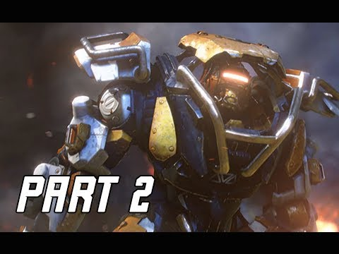 ANTHEM Walkthrough Gameplay Part 2 - Fall of Freemark (PC Ultra Let's Play)
