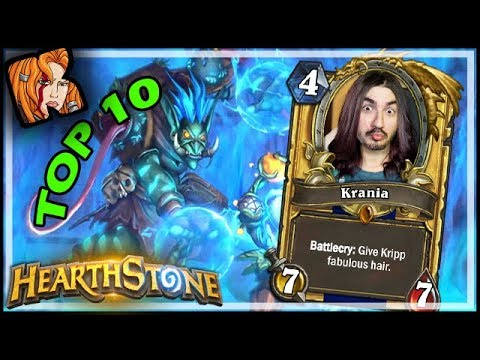 The Best Custom Cards OF ALL TIME! - Hearthstone Custom Cards