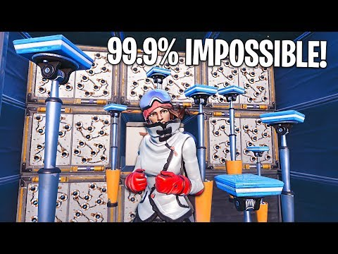 CIZZORS *IMPOSSIBLE* DEATHRUN 3.0!! (Fortnite Creative Mode)