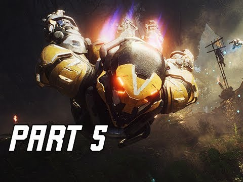 ANTHEM Walkthrough Gameplay Part 5 - Hidden Runes (PC Ultra Let's Play)