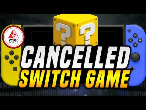 Cancelled Switch Game REVIVED By Nintendo?  HUGE New Switch Game RUMORED!