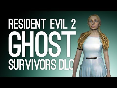 Let's Play Resi 2 Ghost Survivors DLC: NO TIME TO MOURN! RUNAWAY! FORGOTTEN SOLDIER! PALEHEADS?!