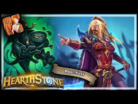 TOP 3 NEW POST-NERF DECKS! - February NERFS Hearthstone