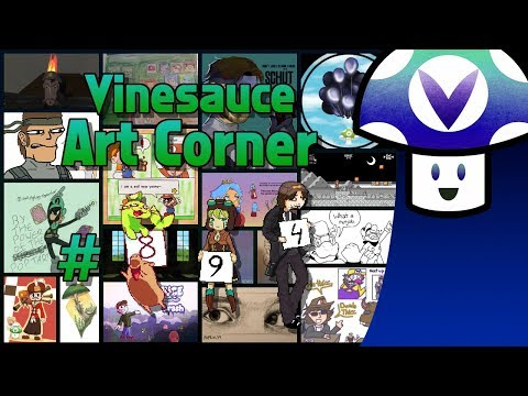 [Vinebooru] Vinny - Vinesauce Art Corner (part 894)