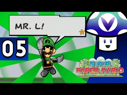 [Vinesauce] Vinny - Super Paper Mario (part 5)