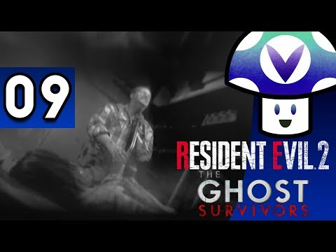 [Vinesauce] Vinny - Resident Evil 2: The Ghost Survivors (part 9)