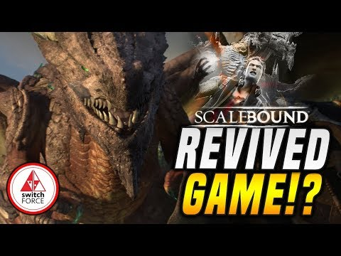 Scalebound COMING to Nintendo Switch? Revived Switch Game RUMORED from Platinum Games!