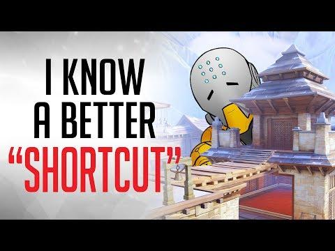 Top 10 Hardest Shortcuts in Overwatch