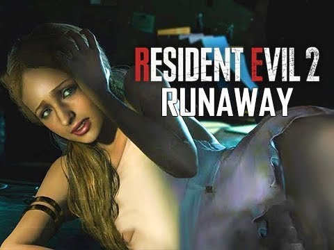 RESIDENT EVIL 2 Ghost Survivors Walkthrough Gameplay - Runaway (RE2 Let's Play)