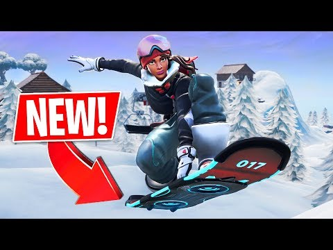 New DRIFTBOARD Gameplay!! // Pro Fortnite Player // 1900 Wins (Fortnite Battle Royale Gameplay)