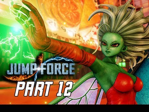 JUMP FORCE Gameplay Walkthrough Part 12 - Twist (Let's Play)