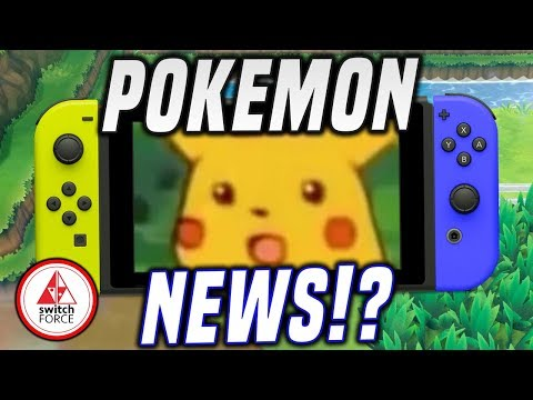 Pokemon 2019 Switch News COMING Soon.... According to Leaker?