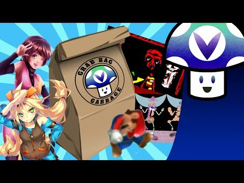 [Vinesauce] Vinny - Grab Bag Garbage