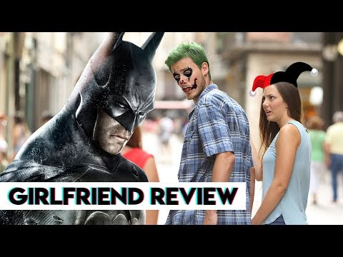 Should Your Boyfriend Play Batman: Arkham Asylum?